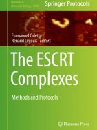 Functional Analysis of ESCRT-Positive Extracellular Vesicles in the Drosophila Wing Imaginal Disc.