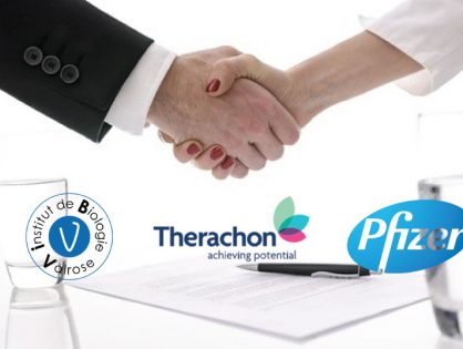 Pfizer acquires TherAchon, the iBV hosted biotech company involved in curing skeletal dysplasia