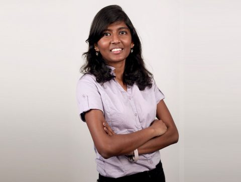 The 2018 annual PhD prize was awarded to Jeshlee Cyril VIJAYAKUMAR