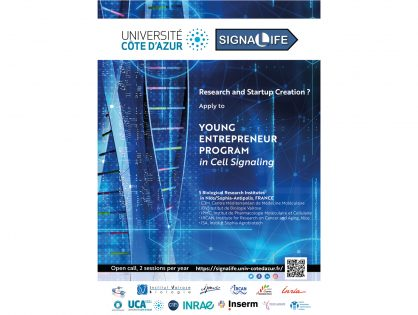 Call for Applications SIGNALIFE Labex Innovation Program Young Entrepreneur Program (YEP)